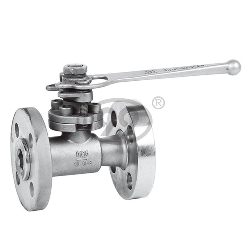 1-PC Removable Flanged Thread Ball Valve (PN40 Series 2)