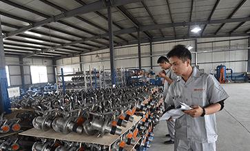 Shijiazhuang Shuangjiu Precision Casting Valve Co., Ltd.